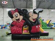 customized inflatable princess cartoon bouncer for kids inflatable mini bouncer for outdoor toys inflatable jumping house cartoo