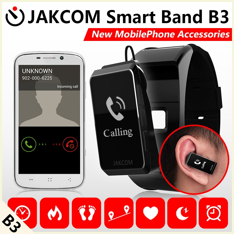 Jakcom B3 Smart Band New Product Of Microphones As Hedset Consender Mikrofon Bbs