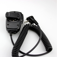 עבור שני הדרך Shoulder רמקול מיקרופון עבור ורטקס תקן VX210 VX228 VX230 VX231 VX298 VX300 VX350 VX351 VX354 VX400 VX410 שני הדרך רדיו (3)