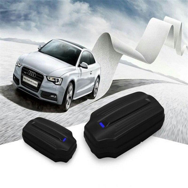 Dispositif de suivi antivol général GPS pour voiture/moto à distance, localisateur de moniteur, aimant étanche, veille automatique 70 jours