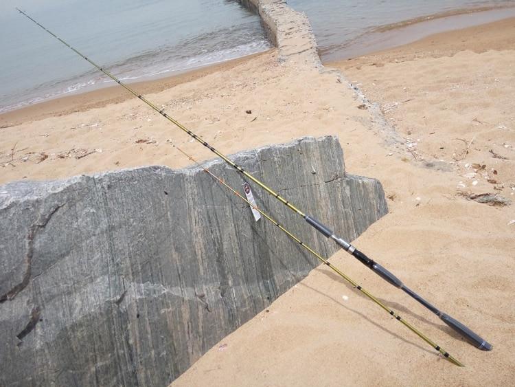 1pc 2.1m 2pcs tips lure fishing rod bait casting baitcasting fishing rod sea fishing rod high carbon fishing rod