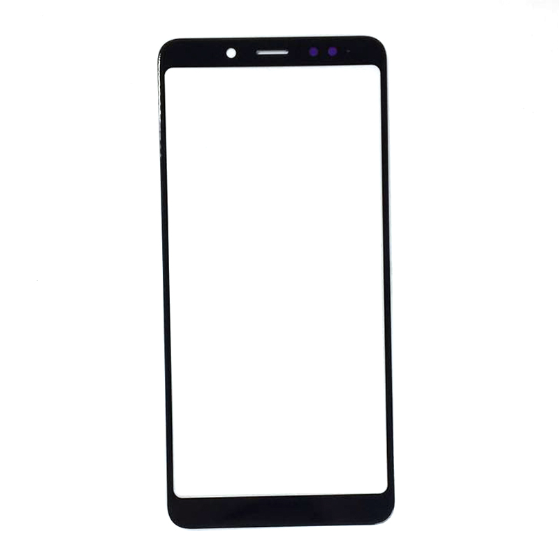 For Xiaomi Redmi Note 5 Front Outer Screen Glass Lens Replacement With Free 3m Stickers