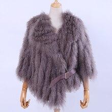 Новинка, настоящая монгольская овечья шерсть, Женское пальто, короткая куртка, отложной воротник, Двусторонняя одежда, меховая полоска, верхняя одежда