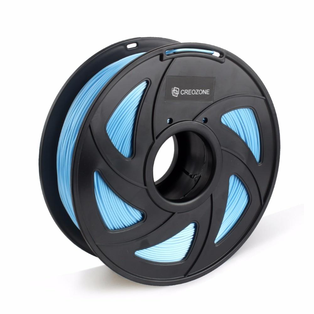 CREOZONE Plastic for 3D Printer 3D Printer Filament 1 75 1kg SILK LIKE Series PLA 15