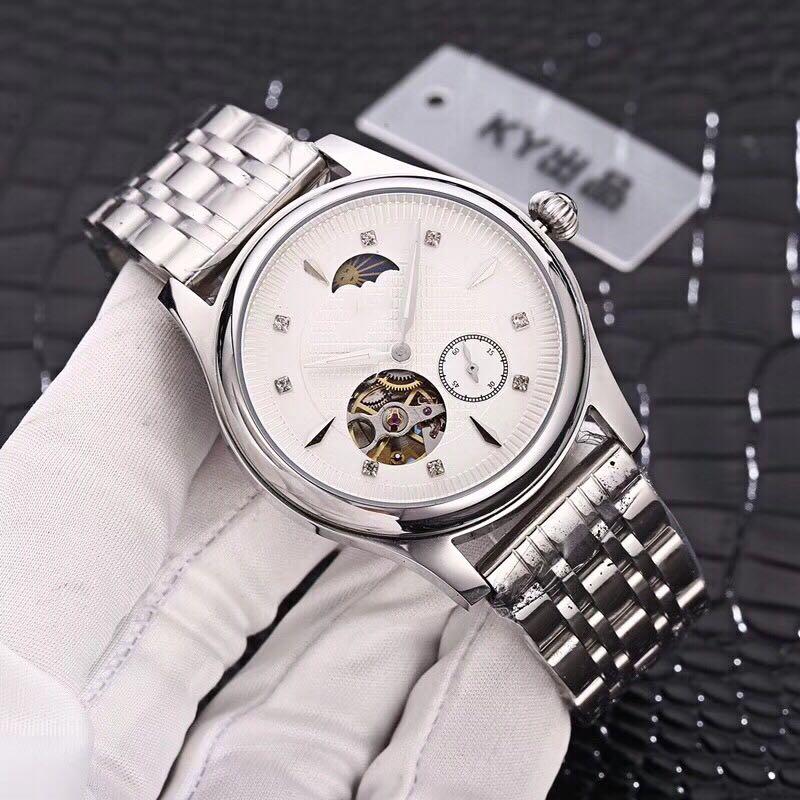 WC08135 Mens Watches Top Brand Runway Luxury European Design Automatic Mechanical Watch
