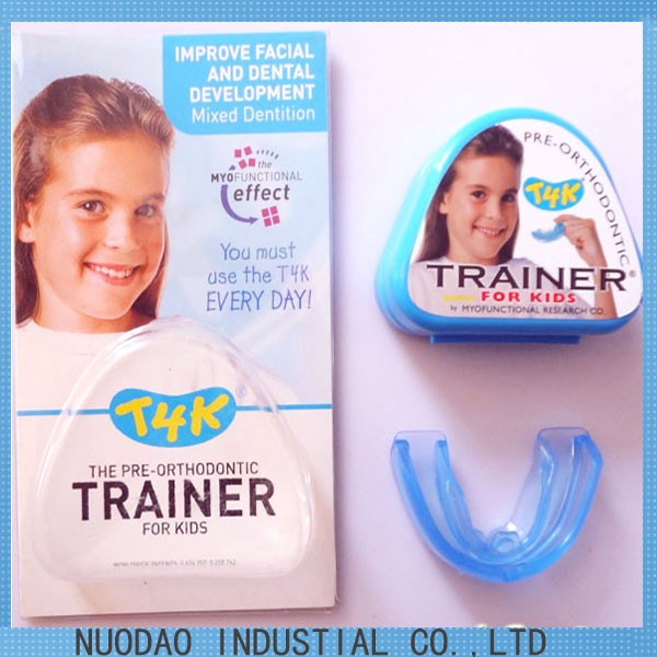 Highly Flexible t4k teeth orthodontic trainer in educational equipment-in Braces & Supports from Beauty & Health    2