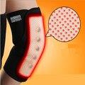 Cinto de turmalina auto aquecimento joelho Super superfície de aquecimento Terapia Magnética do joelho apoio turmalina Belt aquecimento Massageador joelho