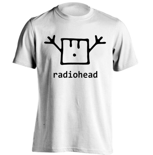 5bcb687e Radiohead Mens Baseball T Shirt Design Tees-in T-Shirts from Men's ...