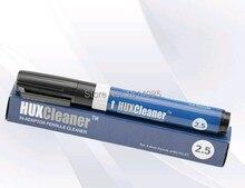Corea Del sur HuxCleaner fiber optic cleaning pen 1.25 MM ~ 2.5 MM extremo de Fibra Adaptador limpiador cara virola de lápiz de limpieza