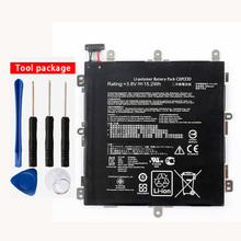 Original High Capacity C11P1330 Battery For ASUS MeMO Pad 8 ME581C K01H K015 ME8150C with Free tool 3948mAh цена 2017