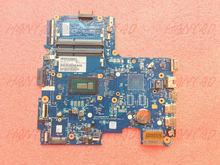 Материнская плата для ноутбука hp 814046 240 g3 350 001 с процессором