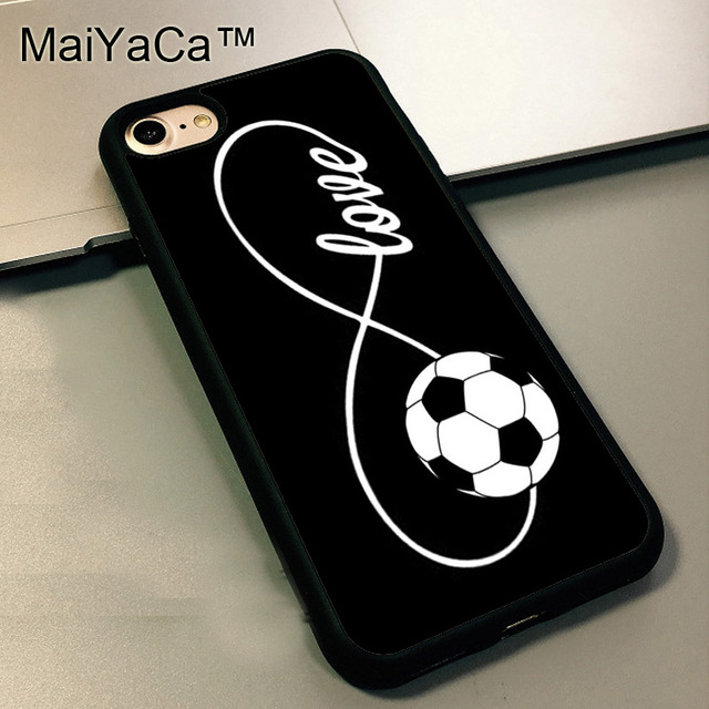 Maiyaca soccer infinity love forever style tpu soft rubber skin case maiyaca soccer infinity love forever style tpu soft rubber skin case cover for apple iphone 5 altavistaventures Images