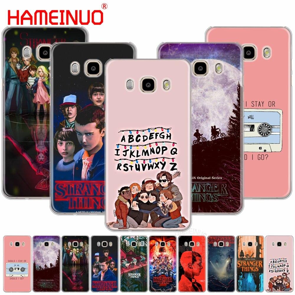 HAMEINUO stranger things cover phone case for Samsung Galaxy J1 J2 J3 J5 J7 MINI ACE 2016 2015 prime