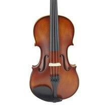 цена на Performance Handmade Violin Technology Pattern 4/4 3/4 1/2 Adult Solid Wood Grading violin TL001-4C