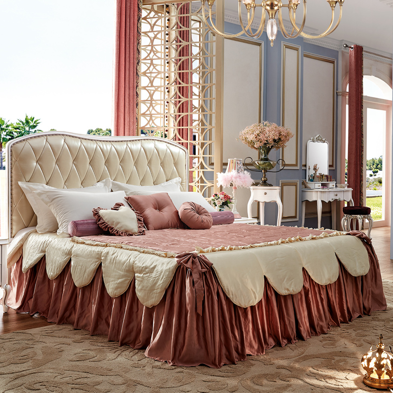 . Modern Luxury Bedroom Furniture From China economic bed in Bedroom