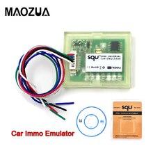 Car Emulator SQU OF68 Universal SQU OF68 Car Emulator Signal Reset Immo Programs Place ESL Diagnostic Seat Occupancy Sensor Tool