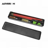 12 GA Shotgun Cleaning Brush Kits Outdoor Hunting Gun Tubes Cleaner Airsoftsports Tactical Rifle Purifying Brush