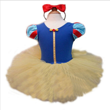 Cosplay Children Snow White Costumes Fancy Princess Dress New Year Halloween Christmas Costumes For Girls Dresses