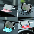 Remax Universal Soft Silicone Anti Slip Car Holder For iphone samsung xiaomi Huawei phone Anti Slip Mat Holder Stand Bracket