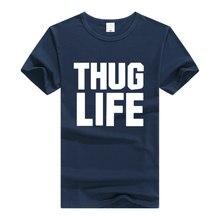 7371d3f4 2Pac T Shirt Thug Life Hip Hop Tshirt Men Women Hiphop Tee Clothing 2 Pac  Tupac