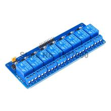 New 5V 8 Channel Relay Module Board for Arduino PIC AVR MCU DSP ARM Electronic