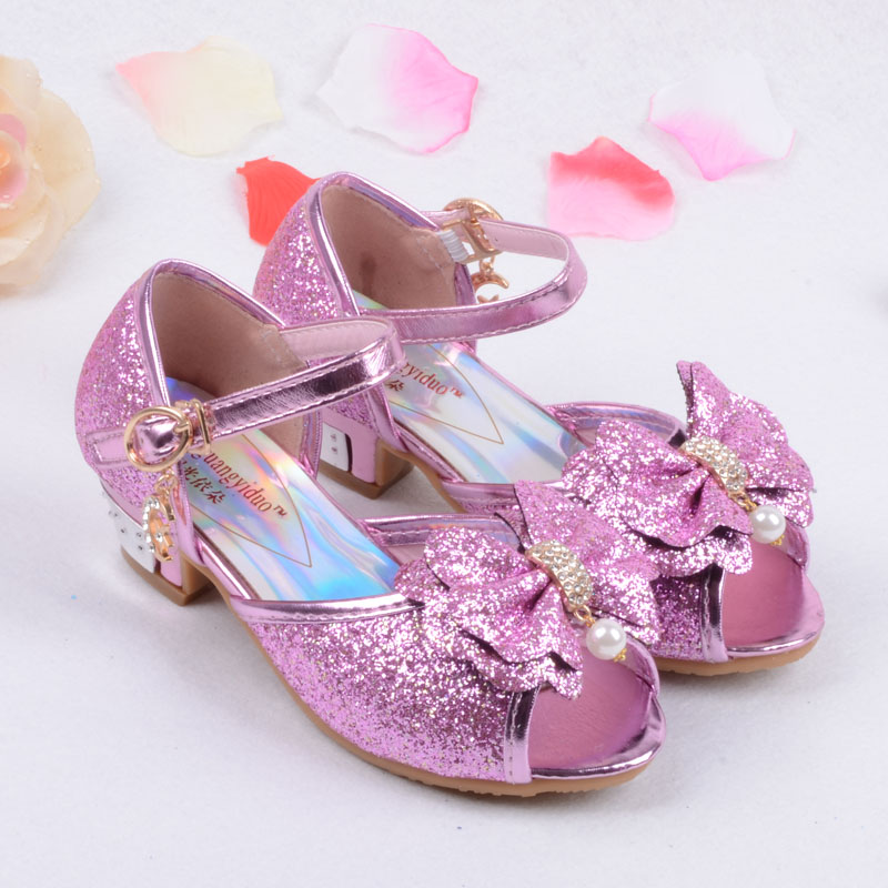 Girls Children Shoes Sandals J526 (15)