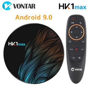 HK1 MAX Android 9.0 TV Box  4GB 64GB Rockchip RK3328 Support 1080p 4K Google Play  Netflix Youtube Smart TV Box media player bmw f30 akrapovic auspuffblende