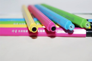 Image 3 - 3 pcs/set cute mechanical pencil kawaii automatic pencil mechanical pencils  pen for school and drawing 2B 0.7mm