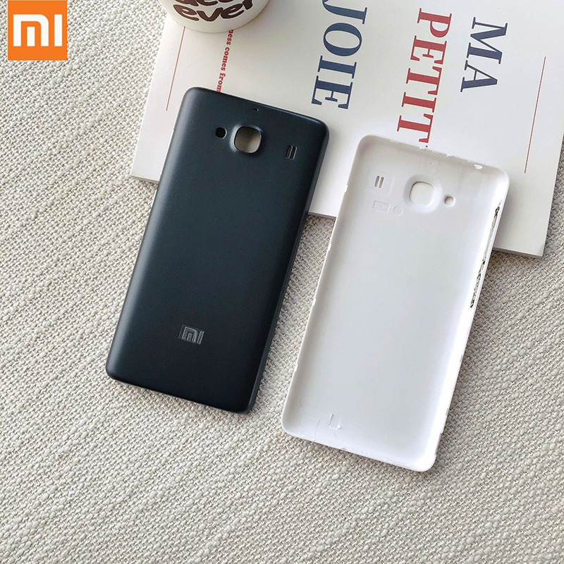 Original Housing For Xiaomi Redmi 2S Battery Back Cover Mobile Phone Replacement Parts Case