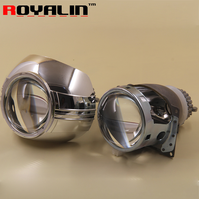 Car Styling 3.0 Full Metal Projector Lens Q5 Mini D2S LHD RHD HID Bi-Xenon Lenses with Shroud for Smax Mask H4 Auto D2S D2H Lamp s2 shovels ray bead 96w led flashing police strobe intimidator windshield dash light
