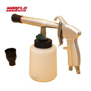 Image 3 - Marflo Leather Cleaner Tornado Gun Bearing Tornador myjnia samochodowa narzędzia wysokiej jakości czyszczenie dywanów oprzyrządowanie