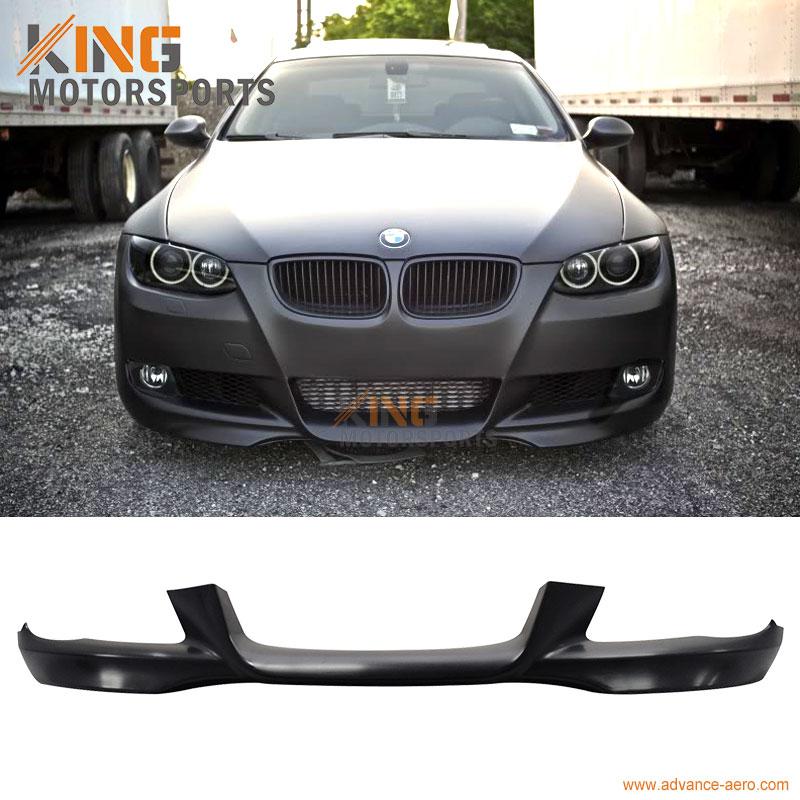 2011 Bmw 328i For Sale >> Aliexpress.com : Buy FIT 07 08 09 10 BMW E92 328i 335i URETHANE FRONT BUMPER LIP SPOILER OE ...