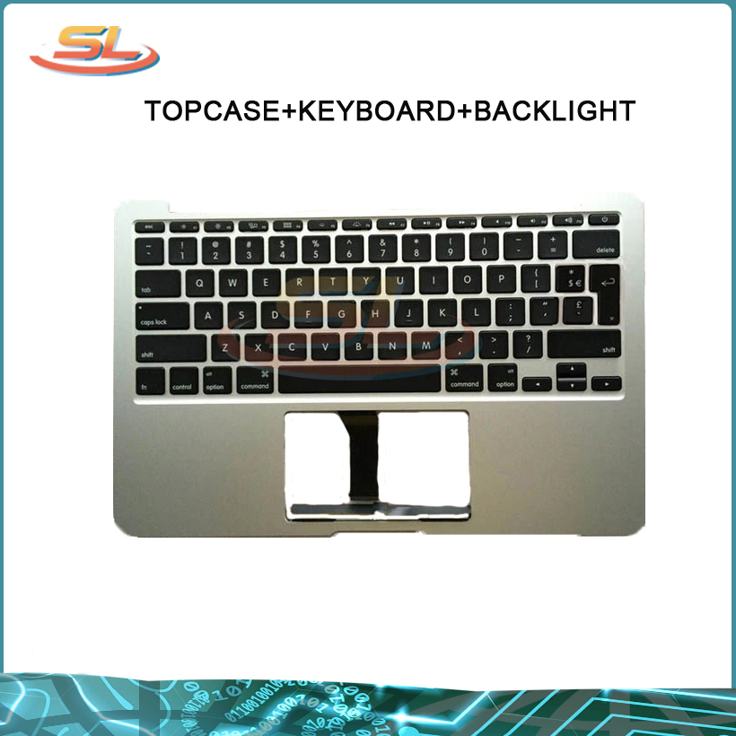 Genuine New TopCase for MacBook Pro 13 A1425 with Keyboard+Backlight UK 2012 YearGenuine New TopCase for MacBook Pro 13 A1425 with Keyboard+Backlight UK 2012 Year