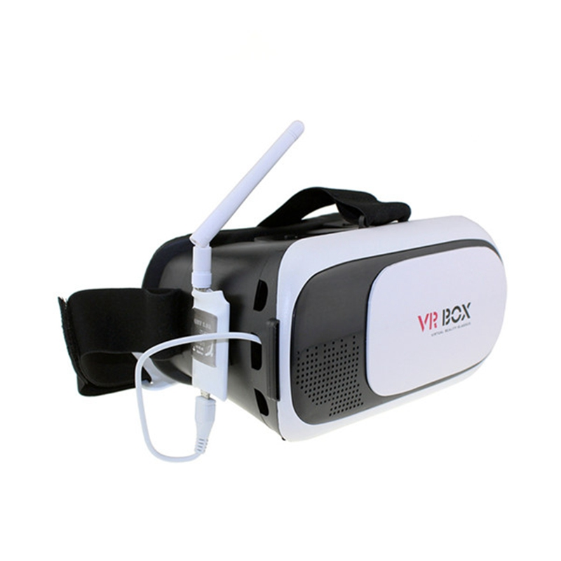 ФОТО New Arrival FPV Goggle+5.8G OTG FPV Receiver UVC Capture Card Apm Pix for Android Mobile Phone