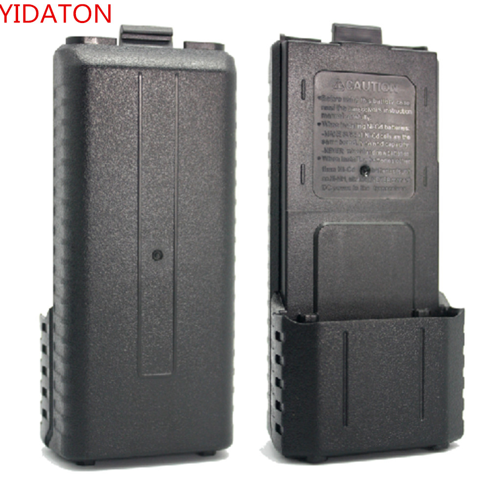 Extended 6X AA Battery Case For BAOFENG UV5R 5RA 5RB 5RA+ BL-5L Two Way Radio For Baofeng Feng Walkie Talkie Accessories
