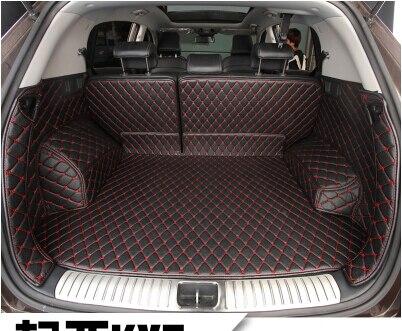 hohe qualit t spezielle kofferraum matten f r kia sportage. Black Bedroom Furniture Sets. Home Design Ideas