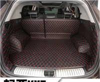 Tapetes especiales de alta calidad para el maletero del coche para KIA Sportage 2018-2016 alfombras de bota impermeables forro de carga para el deporte 2017 estilo