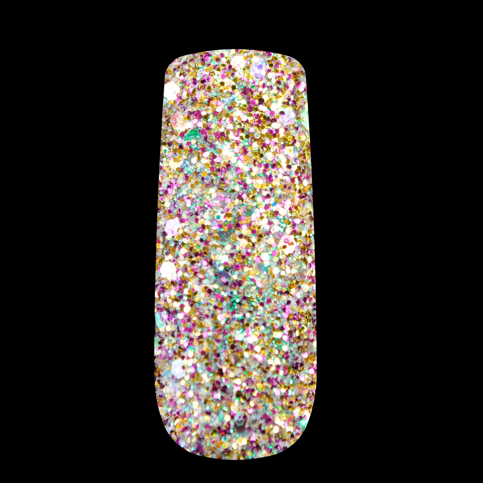Shining Abalone Transparents Sequins Dust DIY Nail Art Glitter Gem ...