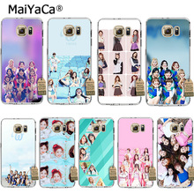 MaiYaCa Twice TT soft tpu phone accessories case cover for samsung galaxy s7edge s6 edge plus s5 s8 s7 case coque for galalxy s8(China)