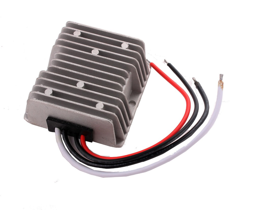 Waterproof DC/DC Car Voltage Converter 12V/24V Step Up to 48V 3A power supply консервы berkley adult dog menu poultry mix 9 рагу из домашней птицы для взрослых собак 200г 75005