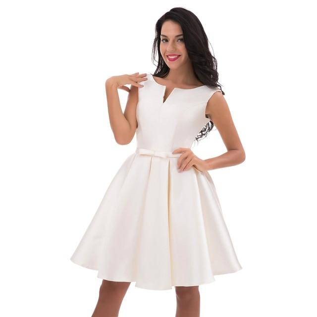 Online Shop evening dress 2018 Sleeveless Small skirt New Design ...