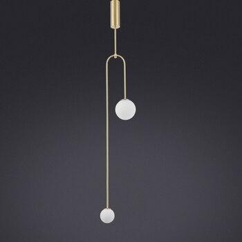 Нордический минимализм G9 подвесные светильники, современный подвесной светильник Декор для дома ресторана освещение лампы