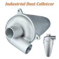 진공 청소기 용 사이클론 먼지 필터 5 세대 터보 차저 파우더 집진기 분리기 산업용 알루미늄 합금