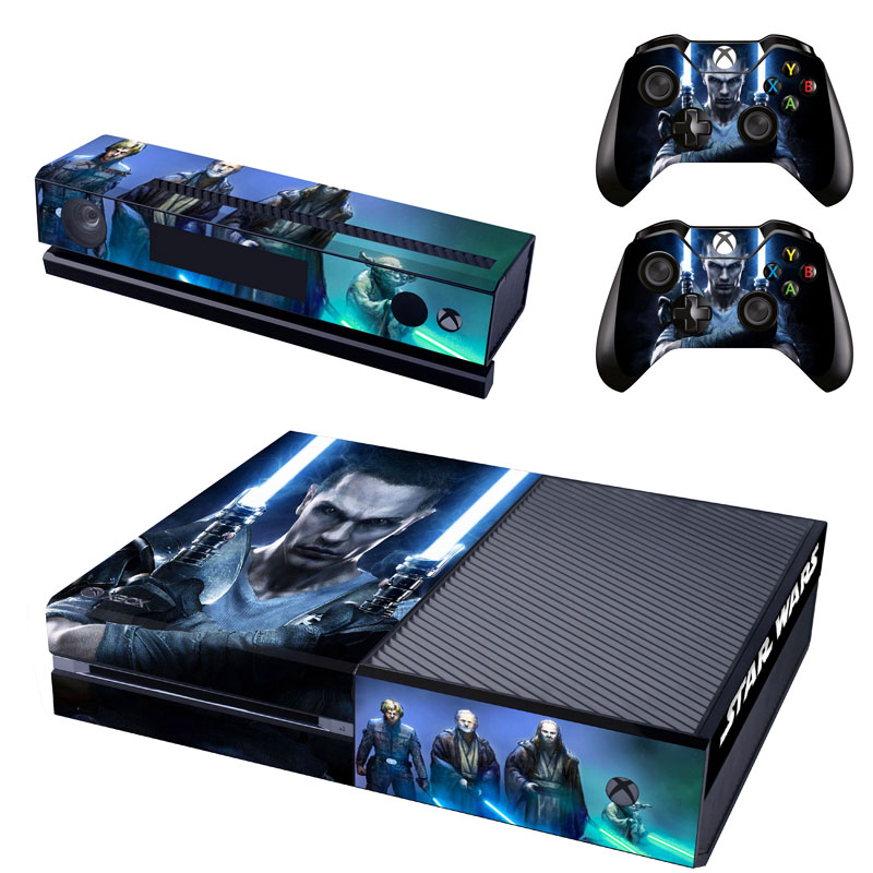 Star Wars Episode Iii Revenge Of The Sith Vinyl Skin Sticker For Xbox One Console Kinect 2 Controller Skin Sticker War Stickers Wars Star Warswar Iii Aliexpress