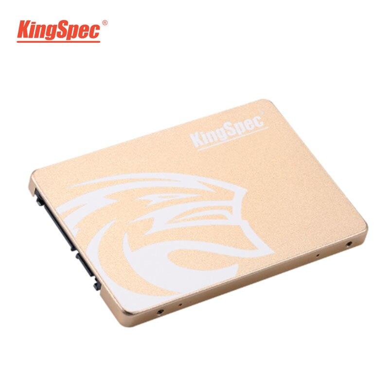 Disque SSD KingSpec hdd 1 to disque SSD 2 to SATA3 2.5 disque dur interne SSD HD disque dur SATA III pour ordinateur de bureau portable