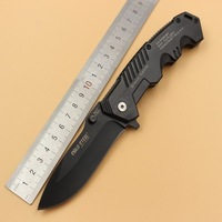 Cold Steel Folding Pocket Knife 7Cr17Mov Blade Steel Handle Tactical Survival Knives Outdoor Camping EDC Hunting