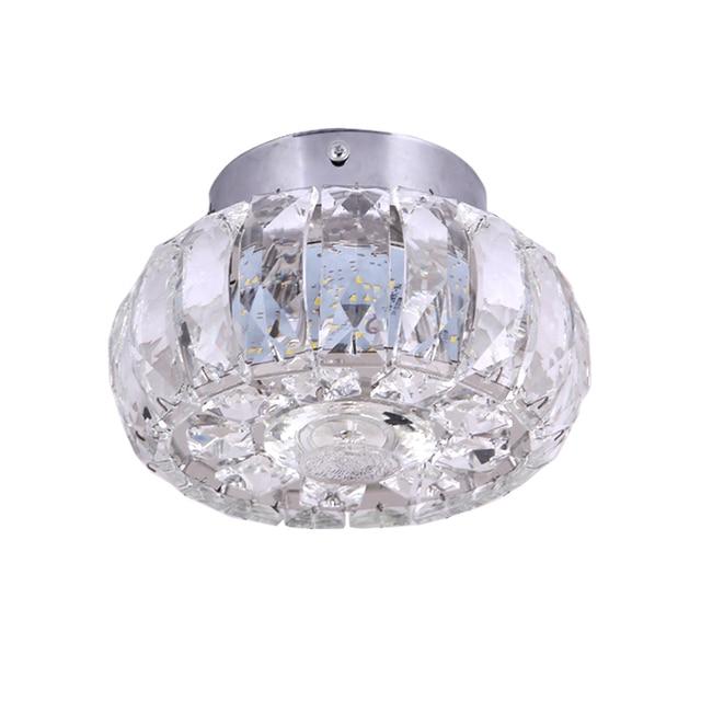 nouveau design cristal plafond lampe lustre plafonnier led moderne lumire salon couloir clairage. Black Bedroom Furniture Sets. Home Design Ideas