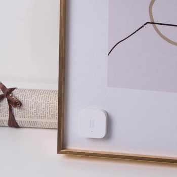 xiaomi mijia Aqara Vibration sensor and Sleep sensor Valuables alarm Monitoring vibration shock work mi home App original