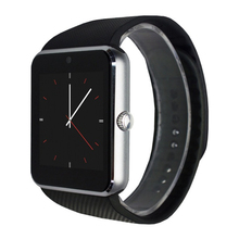 Bluetooth font b Smartwatch b font GT08 Smart Watches for iPhone 6 puls 5S Samsung S4