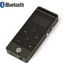 Оригинальный Бенджи S5 Bluetooth без потерь HiFi MP3 музыкальный плеер с сенсорным экраном высокое качество звука металлические MP3 электронная книга FM радио-часы данных